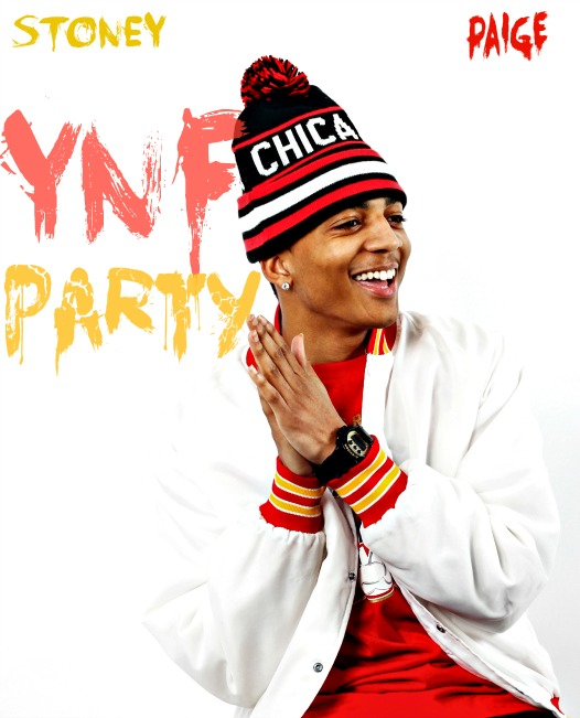 YNF Party (Cover Art)